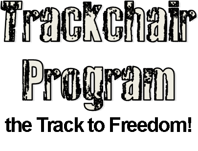 track chair logo
