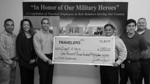 Travelers Insurance Check Presentation